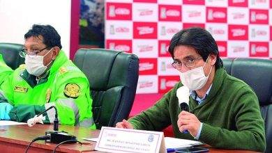 Las principales autoridades de Cusco están enfermas de COVID-19