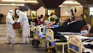 Continúa extendiendose la pandemia en India