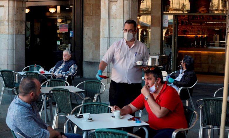 La economía no termina de prende de nuevo en España