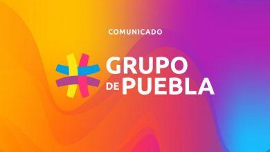 Comunicado del Grupo de Puebla sobre situación electoral en Ecuador