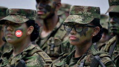 Marta Lucía Ramírez quiere obligar a las mujeres colombianas a prestar servicio militar