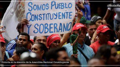 Presidente Maduro recordó los tres años de la victoria constituyente