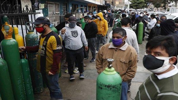 la pandemia no deja de azotar a Perú