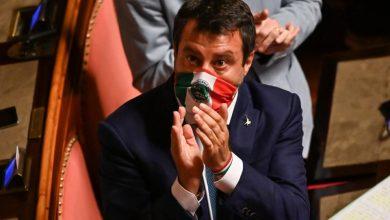 Salvini en el banquillo de los acusados