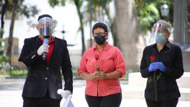 Photo of Equipo político de Caracas rindió honores a Darío Vivas