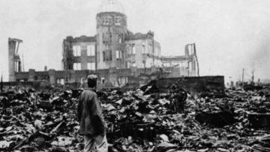 Los horrores de la bomba atómica sobre Hiroshima