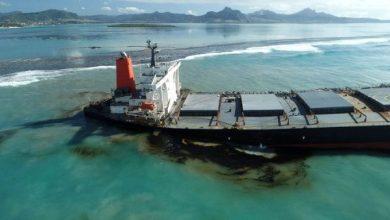 Photo of Advierten empeoramiento de derrame de petróleo en Mauricio