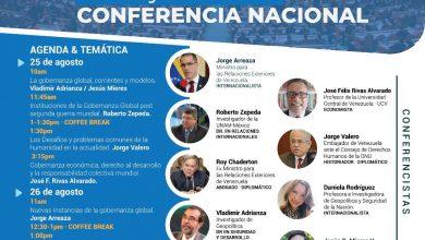 Programa de trabajo para la Conferencia