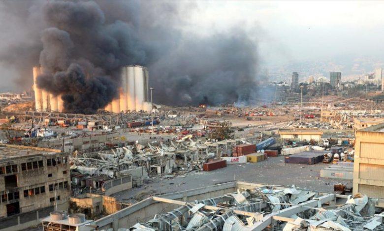 Beirut devastada por explosión
