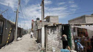 Los pobres y los excluídos habitan sobre todo en la periferia de la capital mexicana
