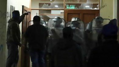 Photo of Brutal demostración racista en Chile durante desalojos de comunidad mapuche