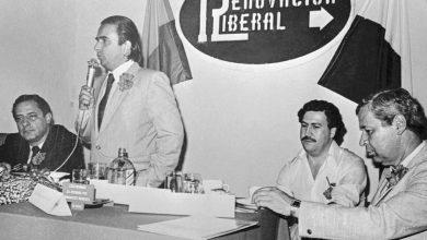 Desde la década de 1970, la política de las élites colombianas y el narcotráfico caminaron juntas
