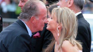Juan Carlos I y su ex-amante