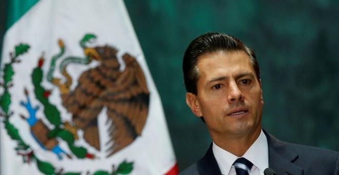 Enrique Peña Nieto, ex-presidente mexicano