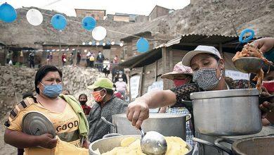 La crisis social y sanitaria se multiplica en Perú