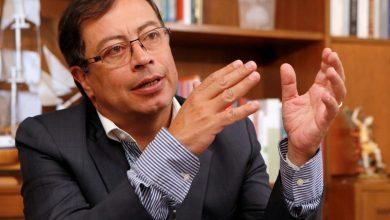 Gustavo Petro, líder de la izquierda colombiana
