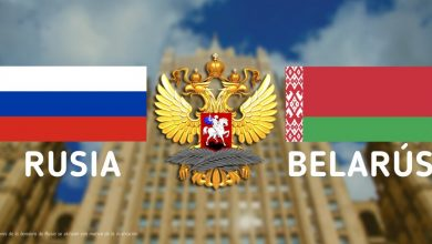 Rusia reafirmó su respeto y solidaridad con Bielorrusia