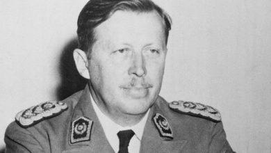 El dictador Stroessner