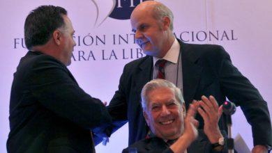 Vargas Llosa es uno de los agentes de laultraderecha en la región