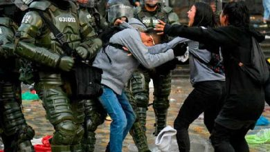 Denuncia sistemática violación de derechos humanos en Colombia