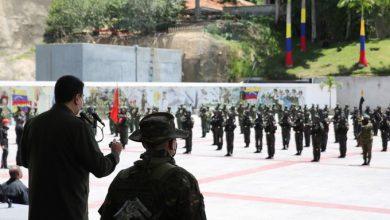 Photo of Maduro ordena crear Consejo Militar, Científico y Tecnológico para la independencia del sistema de armas venezolano