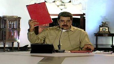Photo of Maduro conforma el Estado Mayor y designa los jefes de los 9 vértices de la GMAV