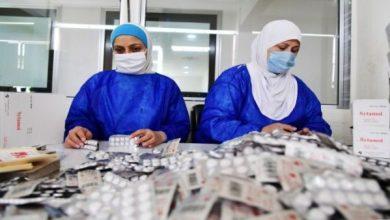 Photo of Siria recibe dos millones de toneladas de ayuda médica de China