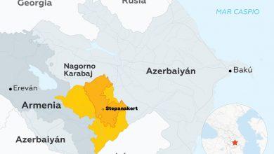 Escenario de guerra entre Armenia y Azerbaiyán
