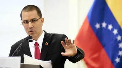 """Photo of Canciller Arreaza condena """"desfachatez"""" del presidente Duque al señalar que mercenarios capturados pretendían desestabilizar a Colombia"""