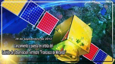 Photo of Desde hace 8 años satélite Miranda contribuye al desarrollo tecnológico en observación terrestre