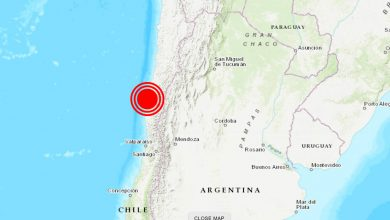 Photo of Chile registró un sismo de magnitud 5,8