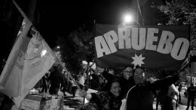 Festejos en Chile
