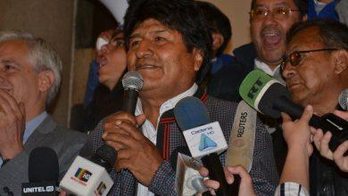 Photo of Evo Morales denuncia persecución contra candidatos del MAS en Bolivia