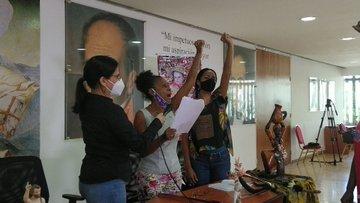 Photo of Juramentado Comando de Campaña Nacional Darío Vivas del Movimiento Social Afrovenezolano