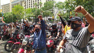 Photo of Juramentan Comando de Campaña Darío Vivas de Motorizados en el Distrito Capital