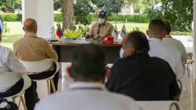 Photo of Ministro Reverol ordenó continuar con reestructuración de Corpoelec y activación de Sistema de Alertas Tempranas