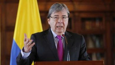 Ministro de Defensa colombiano