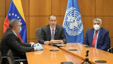 Canciller Arreaza intervino en reunión de la FAO