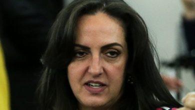 María Fernanda Cabal, la senadora colombiana que hace campaña por Trump