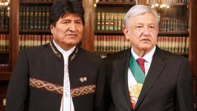 Desde el primer momento México manifestó su solidaridad con Bolivia, ante el golpe de Estado contra Evo Morales