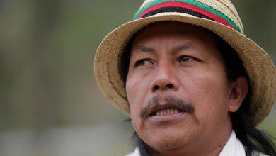 Photo of Senador indígena colombiano Feliciano Valencia sale ileso de atentado