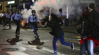 Photo of EEUU: Más de 170 personas han sido detenidas en las protestas de Filadelfia