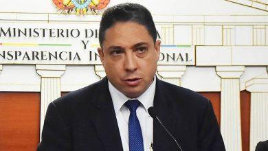 Héctor Arce, ex-ministro boliviano