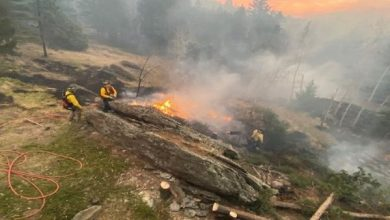 Photo of EEUU: Miles de personas han sido evacuadas por incendios forestales en Colorado y Utah