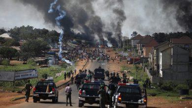 Fuertes protestas en Nigeria