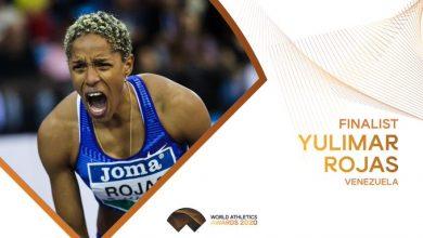 Photo of Venezolana Yulimar Rojas figura entre las cinco finalistas para premio a la Atleta del Año de World Athletics
