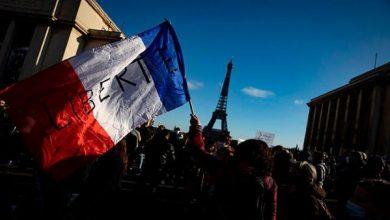 Photo of Franceses protestan contra el nuevo proyecto de seguridad impulsado por Macron