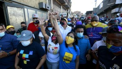 Photo of Delcy Rodríguez: Diputados opositores en el 2015 engañaron al pueblo venezolano