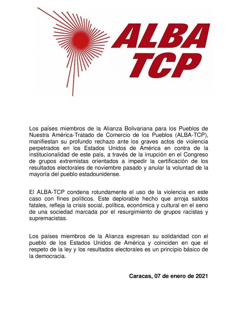 thumbnail of ALBA-TCP-rechaza-graves-actos-de-violencia-perpetrados-en-EEUU
