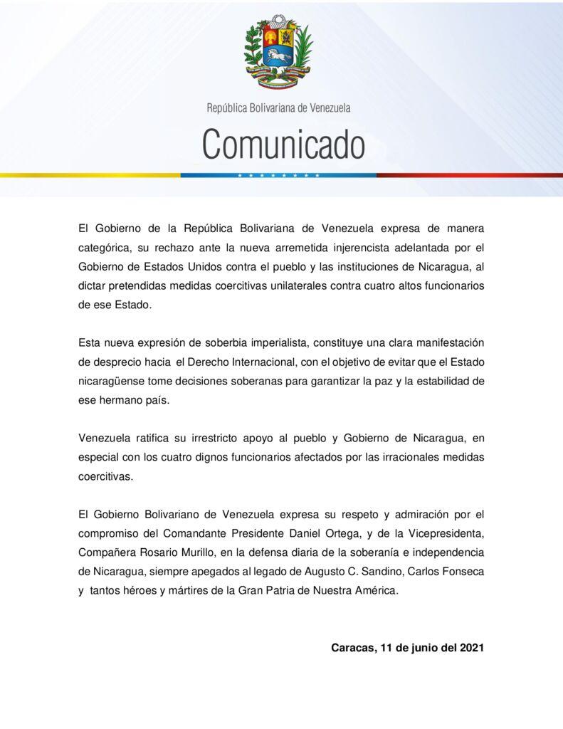 thumbnail of Venezuela-ratifica-su-apoyo-a-Nicaragua-ante-nuevas-acciones-injerencistas-de-Estados-Unidos